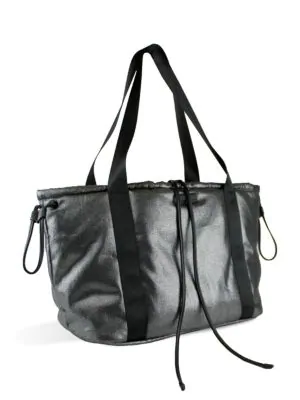 1390b7a633 Kendall + Kylie Blake Drawstring Tote In Black