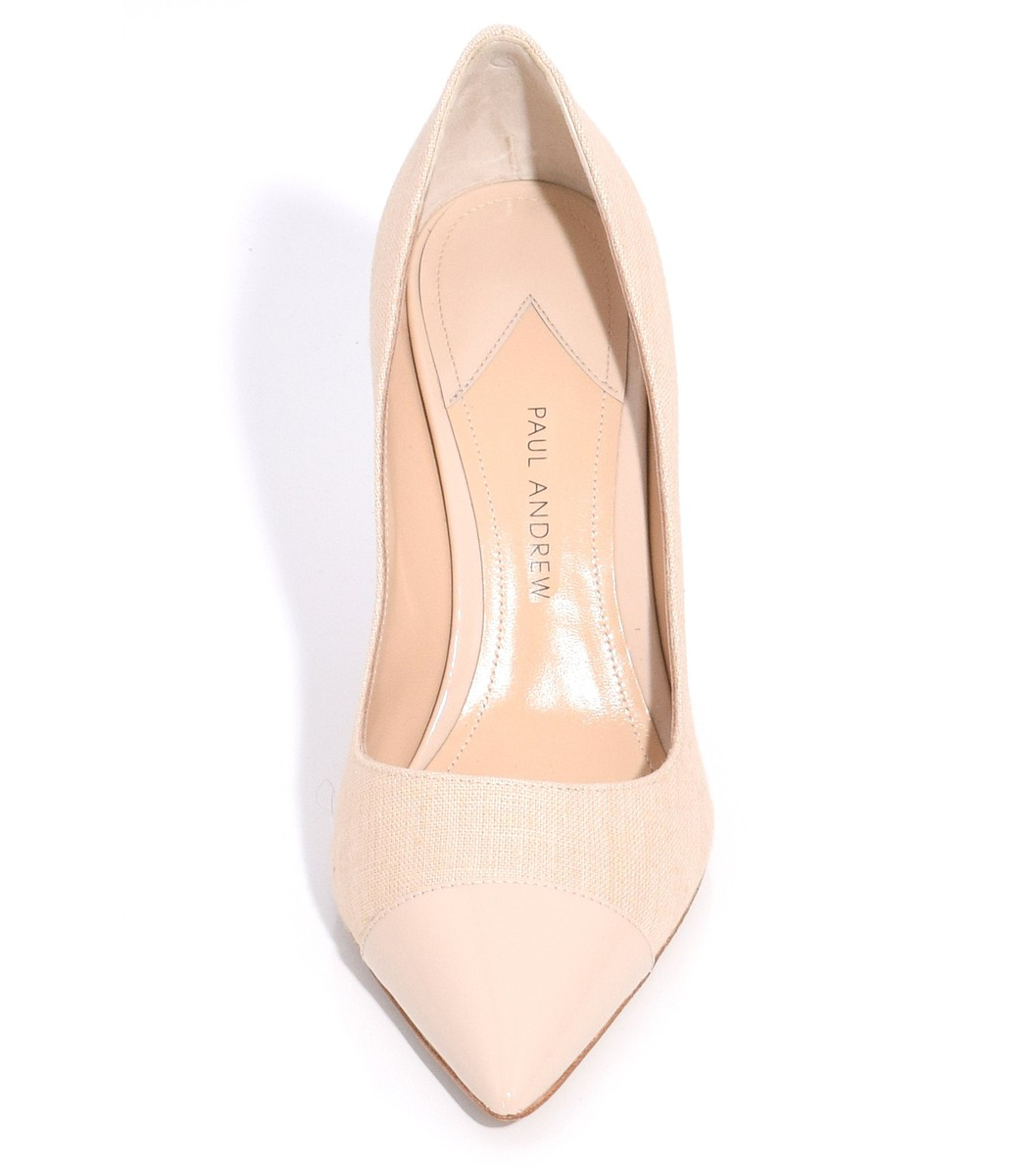 06ea827d934 Paul Andrew Pump It Up Pumps In Sandstone Multi