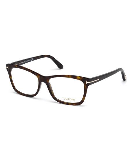 87871a57fa35 Tom Ford Square Optical Frames