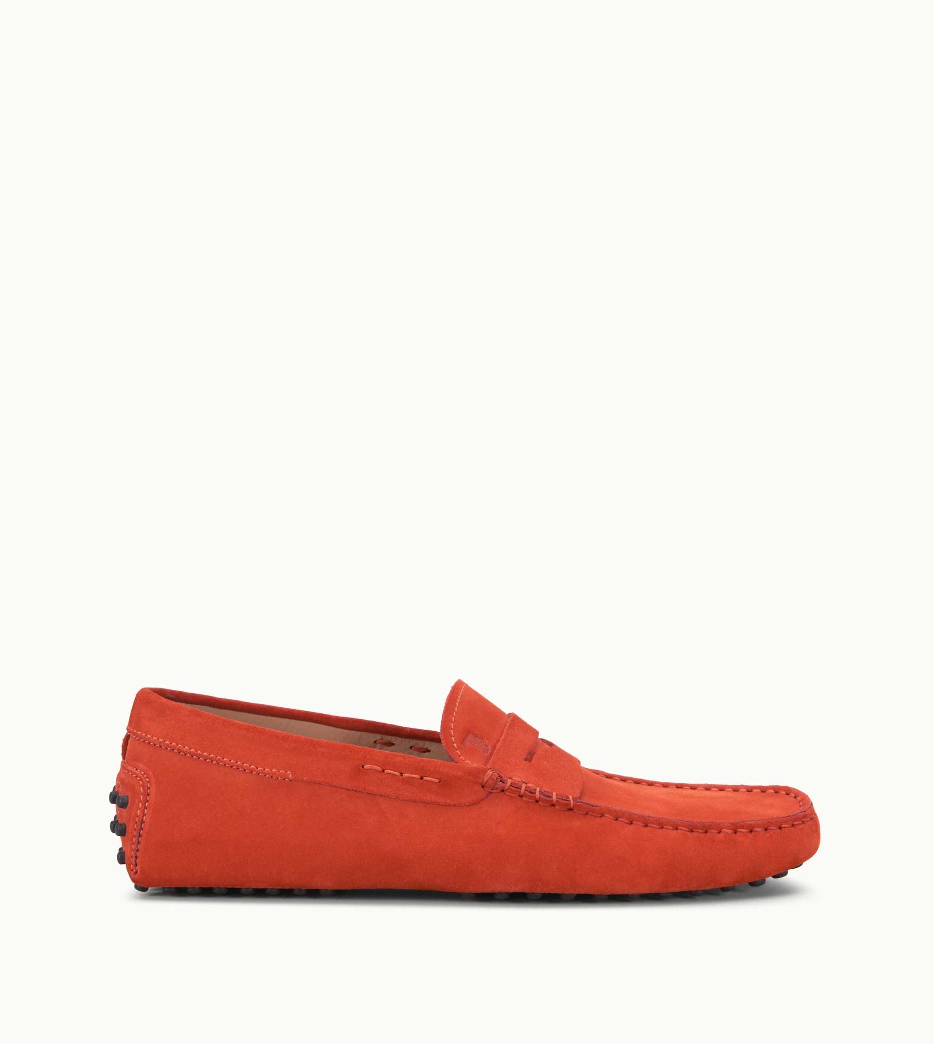 24068397d18 Tod's Gommino Driving Shoes In Suede In Orange | ModeSens
