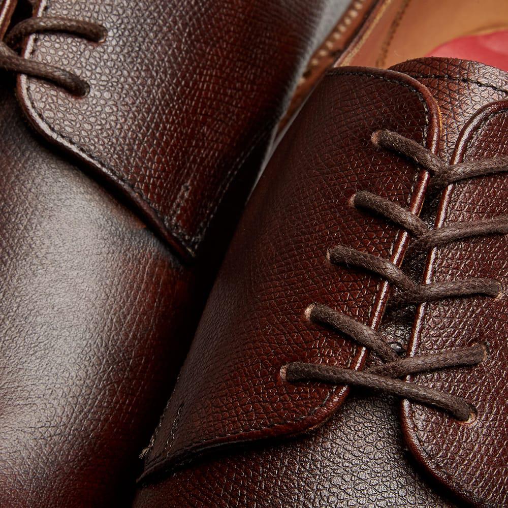 9d7bb0475c7 Grenson Curt Dainite Sole Derby Shoe in Brown
