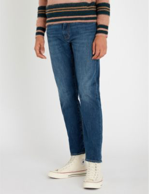 85ff8429 Levi's 502 Regular-Fit Tapered Jeans In Crocodile Adapt | ModeSens