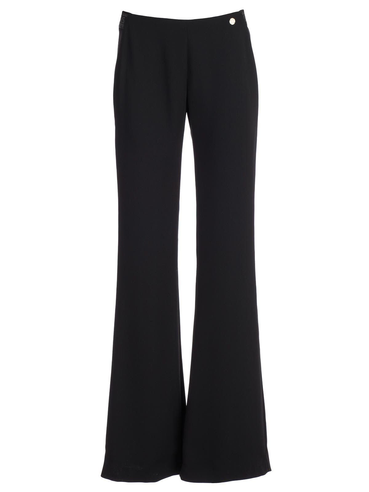 VERSACE FLARED TROUSERS,10797320