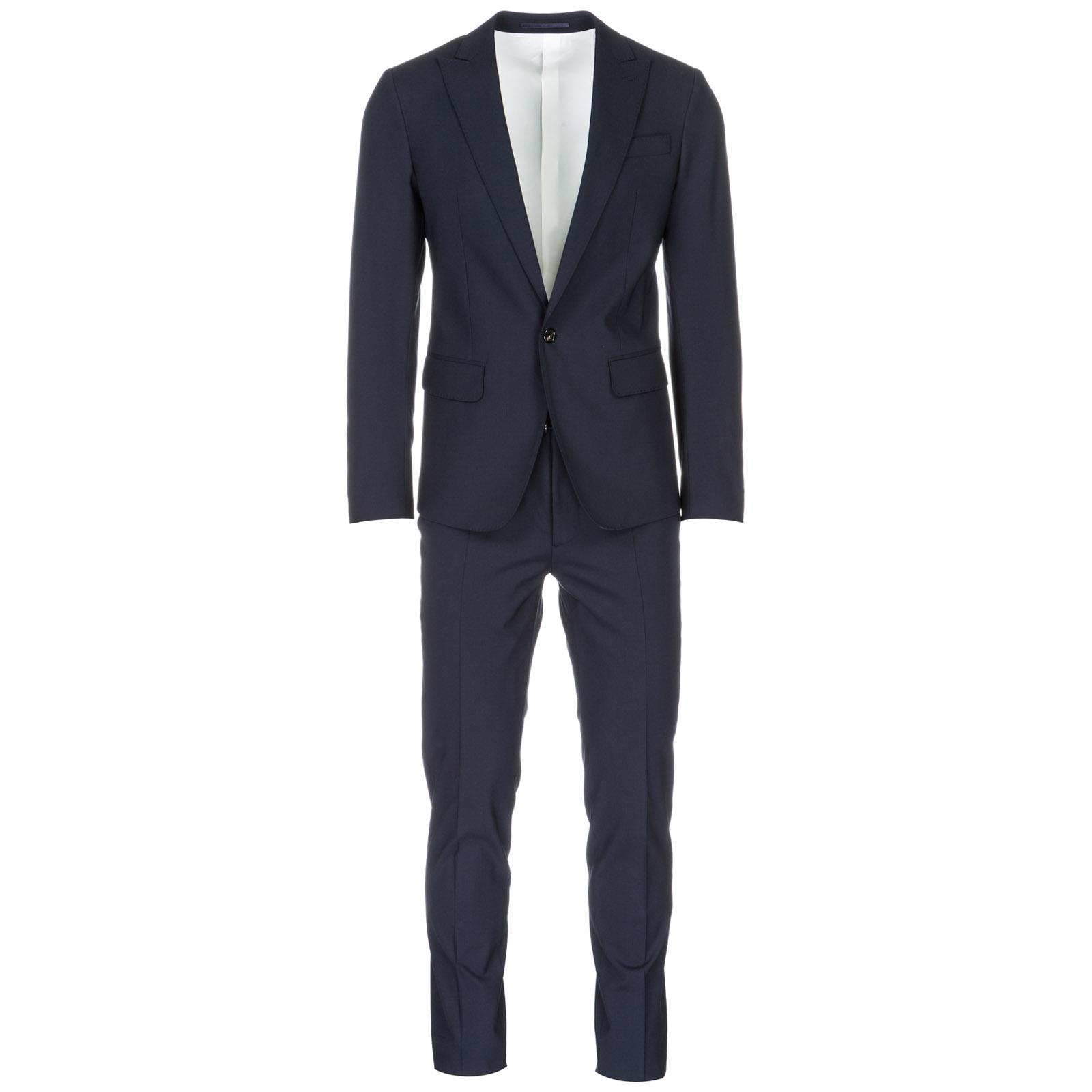 Dsquared2 Men's Suit In Blue
