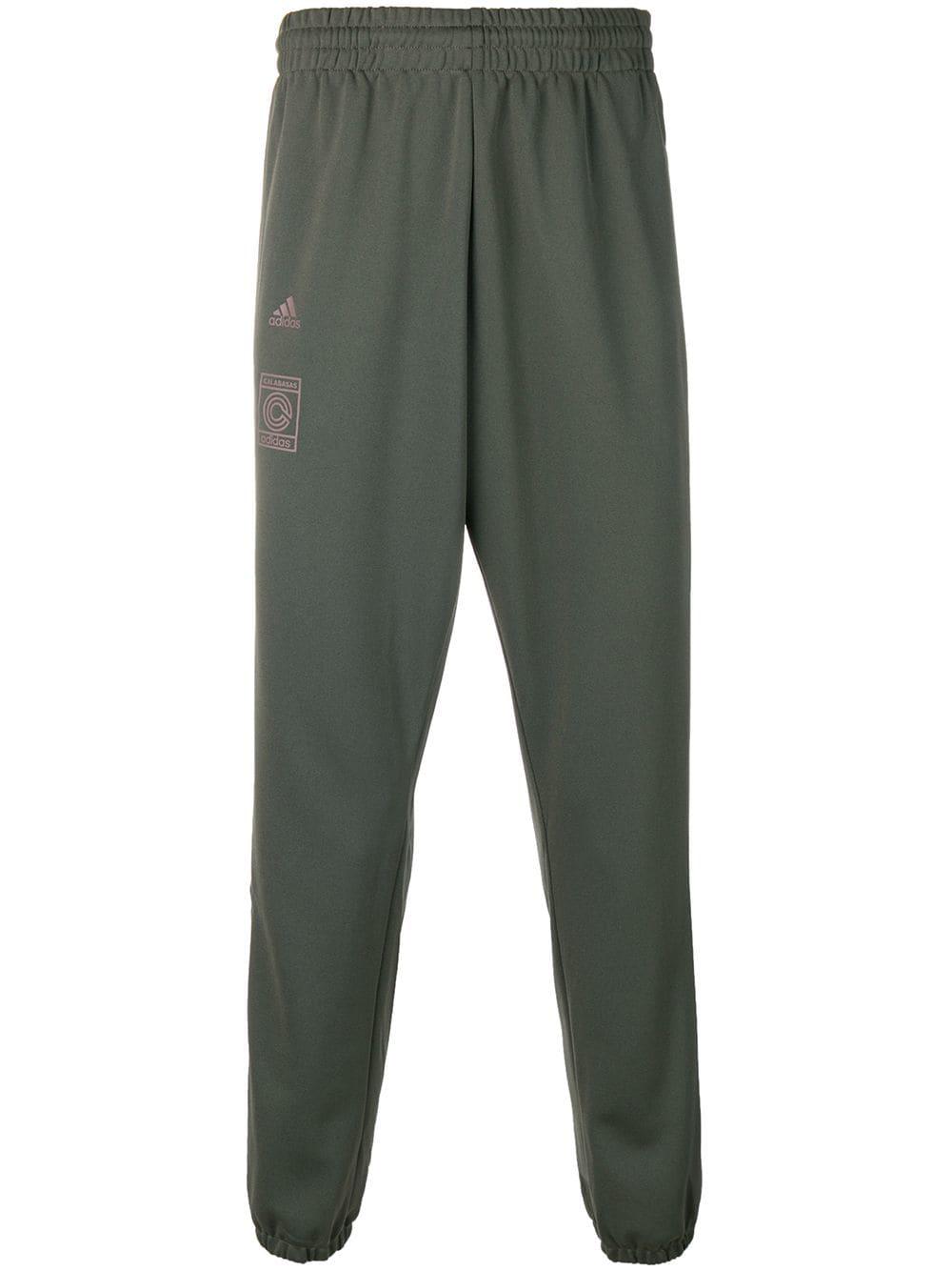 45a258a19 Yeezy Calabasas Track Pants - Green