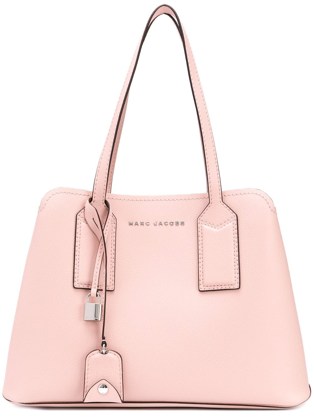 f1a078bd988 Marc Jacobs The Editor Shoulder Bag - Pink In 682 Pearl Pink | ModeSens