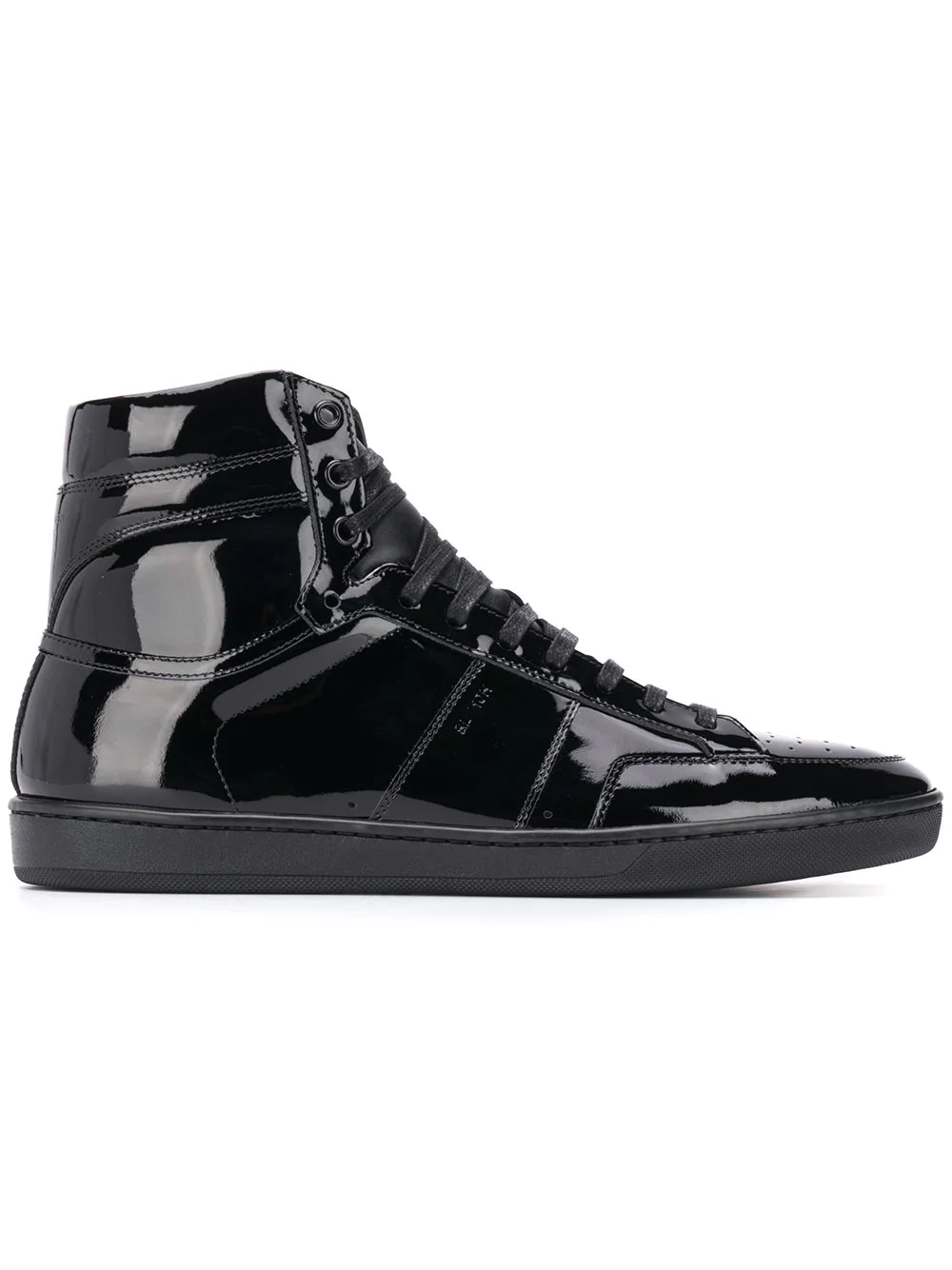 2820fef19799 Saint Laurent Sl 10H Signature Court Classic High Top Sneaker In Black