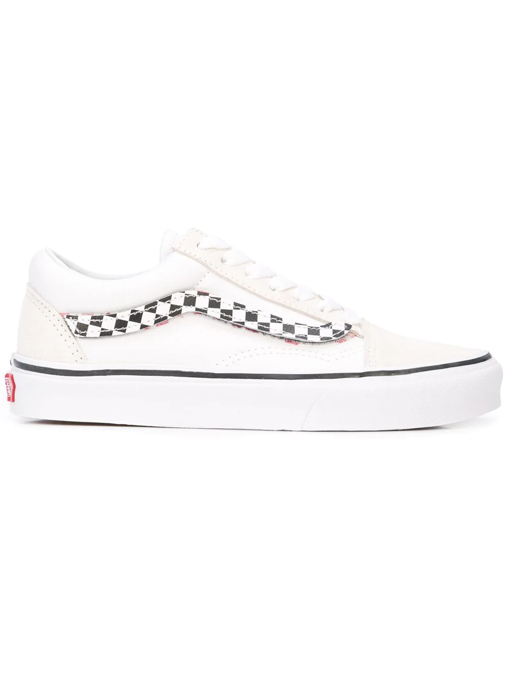 7e384c48b5 Vans Old Skool Sneakers - White