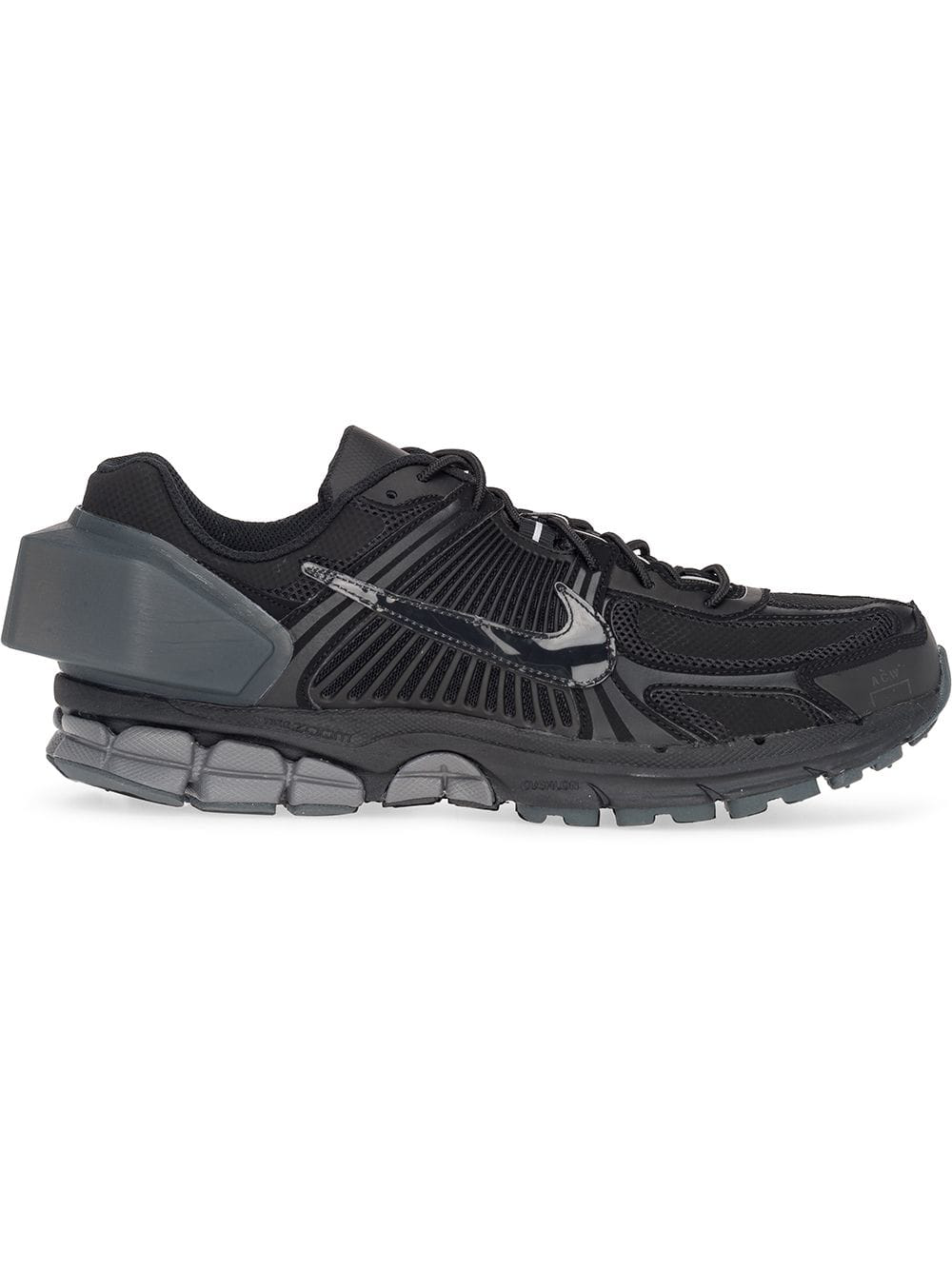 8b2692d61b63a Nike X A-Cold-Wall  Zoom Vomero 5 Sneakers In Black