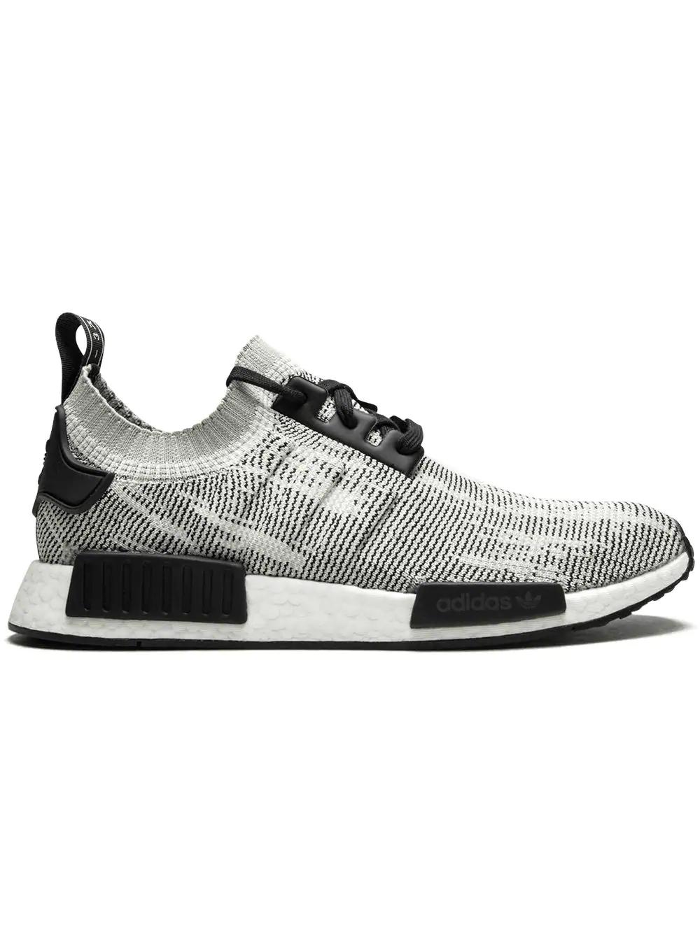 66e34a737da45 Adidas Originals Adidas Nmd R1 Primeknit Sneakers - Grey
