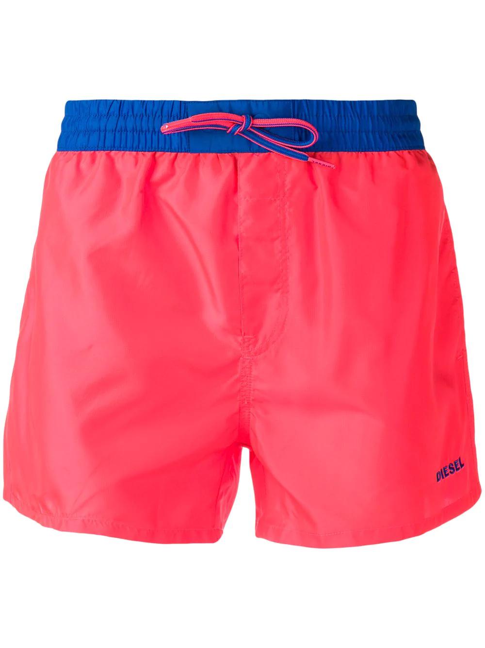 3834005a2255f Diesel Bmbx-Sandy 2.017 Swim Shorts - Pink | ModeSens