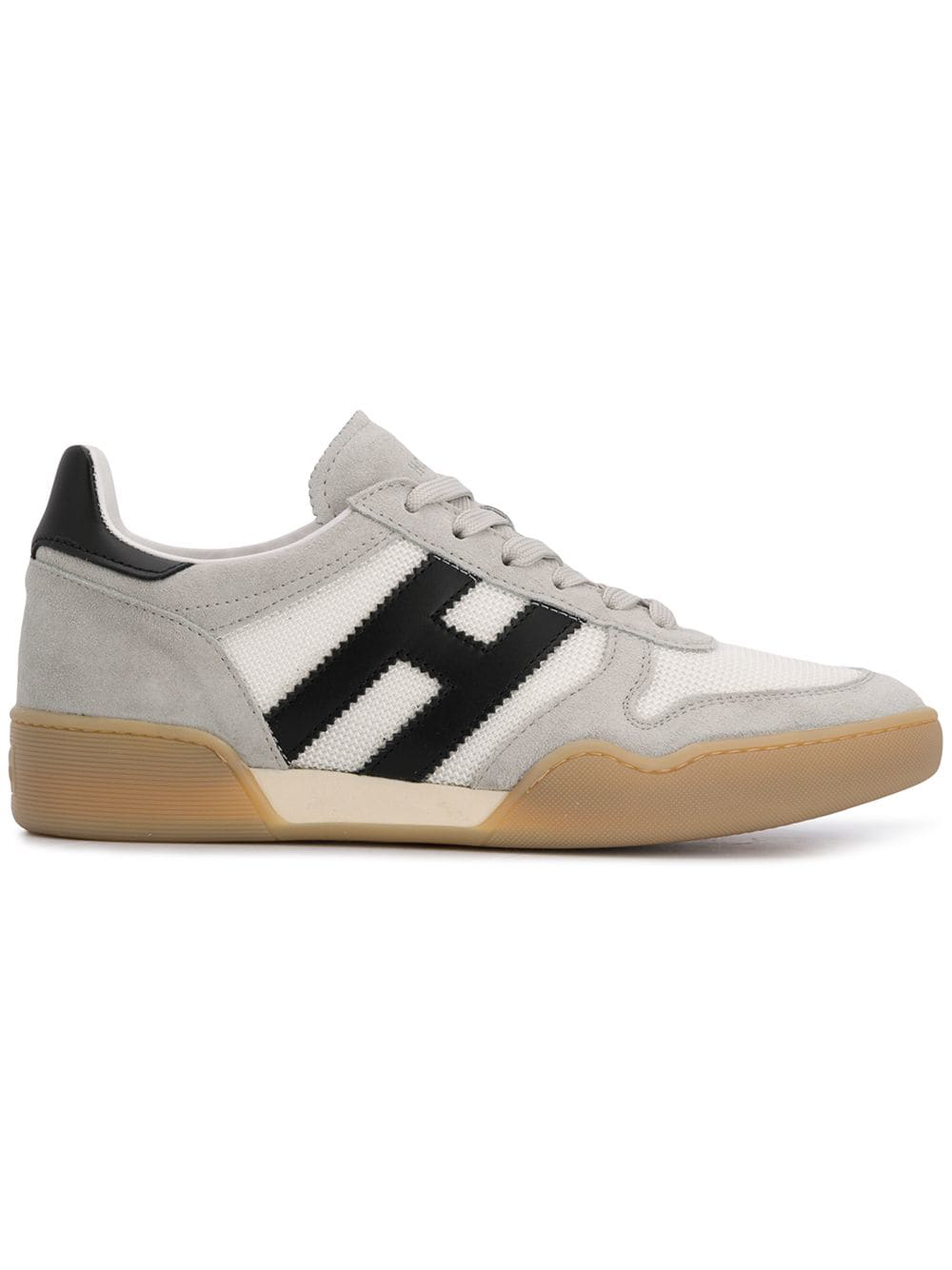 Hogan H357 Lace-up Sneakers In Multi | ModeSens