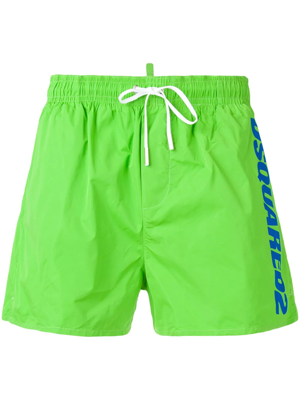 3dade47e6b Dsquared2 Green Swim Shorts In Technical Fabric   ModeSens