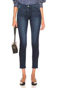 0cf12e129f2 Frame Le High Distressed Skinny Jeans In Swank | ModeSens