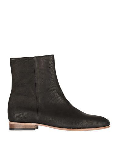 8e398f43f9a Dieppa Restrepo Ankle Boots In Black