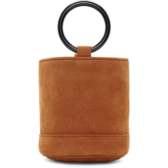 4b7a942fc49 Simon Miller Orange Nubuck Bonsai 15 Bag In 91250 Rust | ModeSens