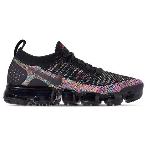 huge discount 20a1c 8cb08 Nike Women s Air Vapormax Flyknit 2 Running Shoes, Black