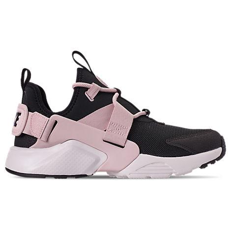 huge selection of df454 51d61 Nike Women s Air Huarache City Low Casual Shoes, Black
