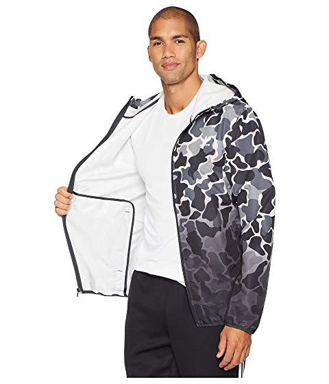8c11d05c3133 Adidas Originals Adidas Men s Originals Ombre Camo-Print Windbreaker ...