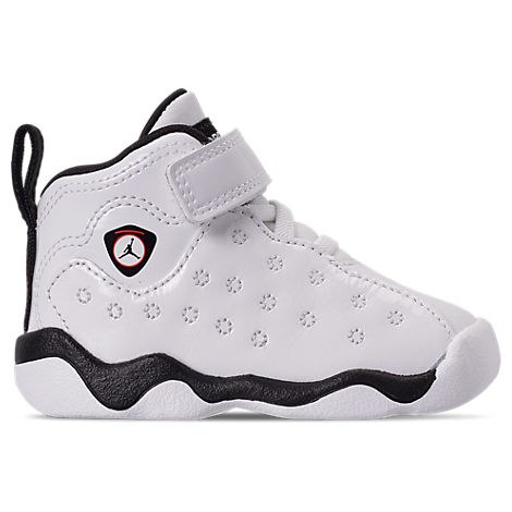 d718c921415 Nike Boys' Toddler Jordan Jumpman Team Ii Basketball Shoes, White ...