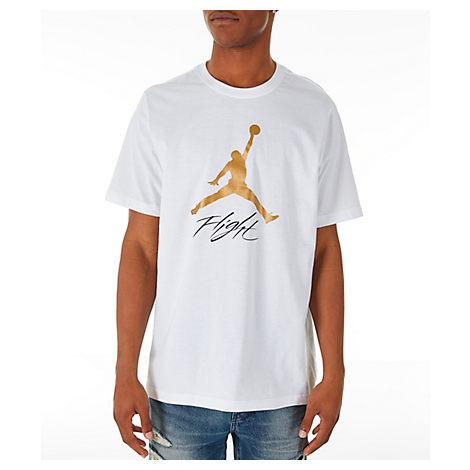 baa2cb8ac61f49 Nike Men s Jordan Jumpman Flight Hbr T-Shirt