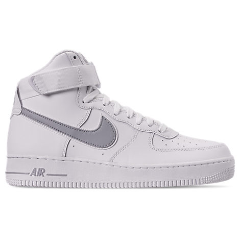 outlet store 3fe21 6fbf9 Nike Men s Air Force 1 High  07 3 Casual Shoes, White