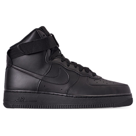 info for 5dee3 f001b Nike Men s Nba Air Force 1 High 07 Casual Shoes, Black