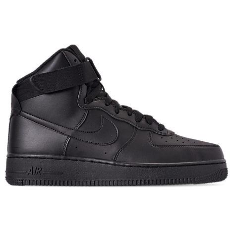 Nba Modesens Black Nike Casual Men's High Shoes 1 Force 07 Air wgvqg