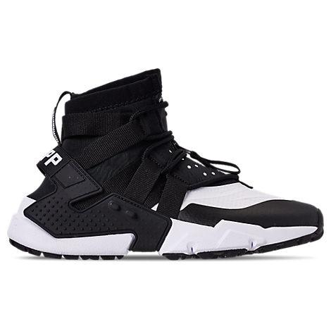 cheap for discount eb46d c7b6f Nike Men s Huarache Gripp Casual Shoes, Black