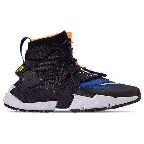 premium selection 4a7e4 380fd Nike Men S Huarache Gripp Casual Shoes, Black