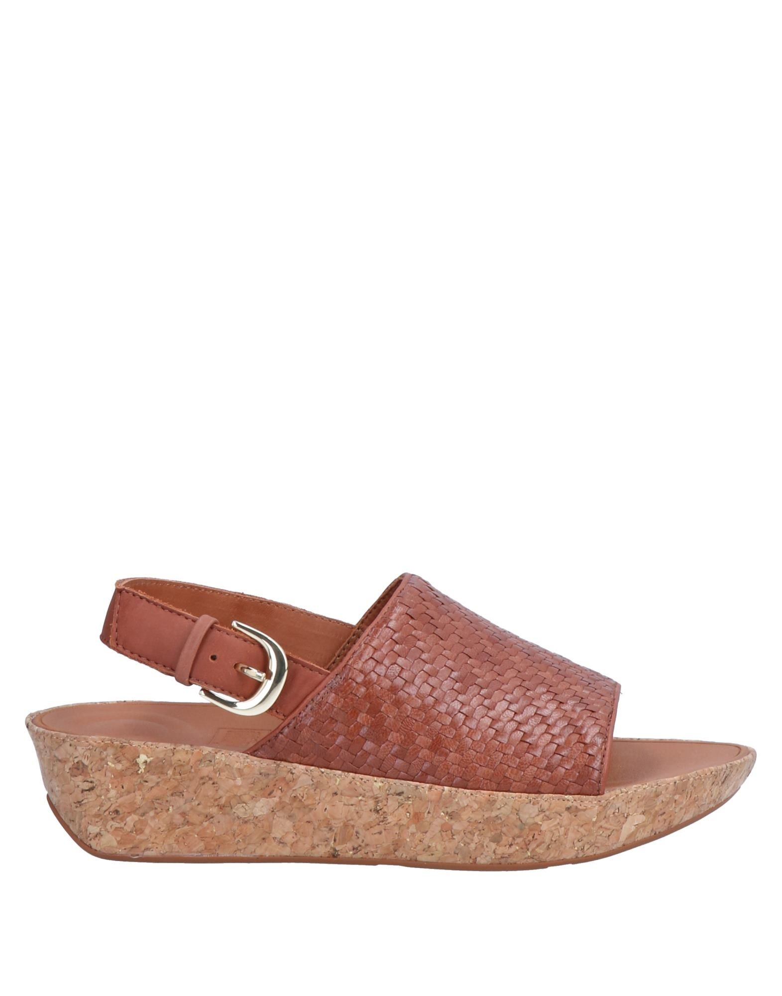 9da7b9e6f0c039 Fitflop Sandals In Brown