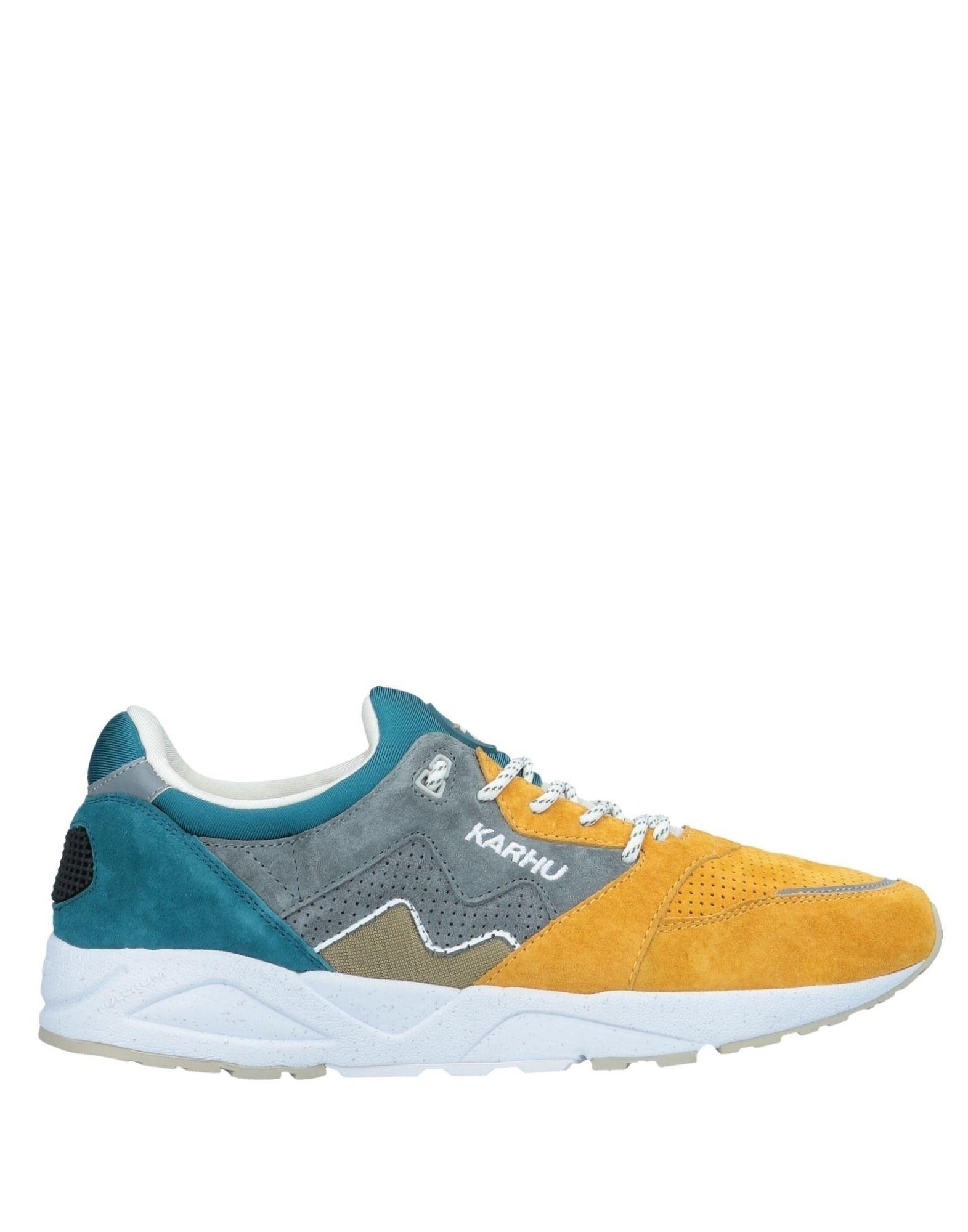 watch 9d669 d1dd5 Sneakers in Yellow