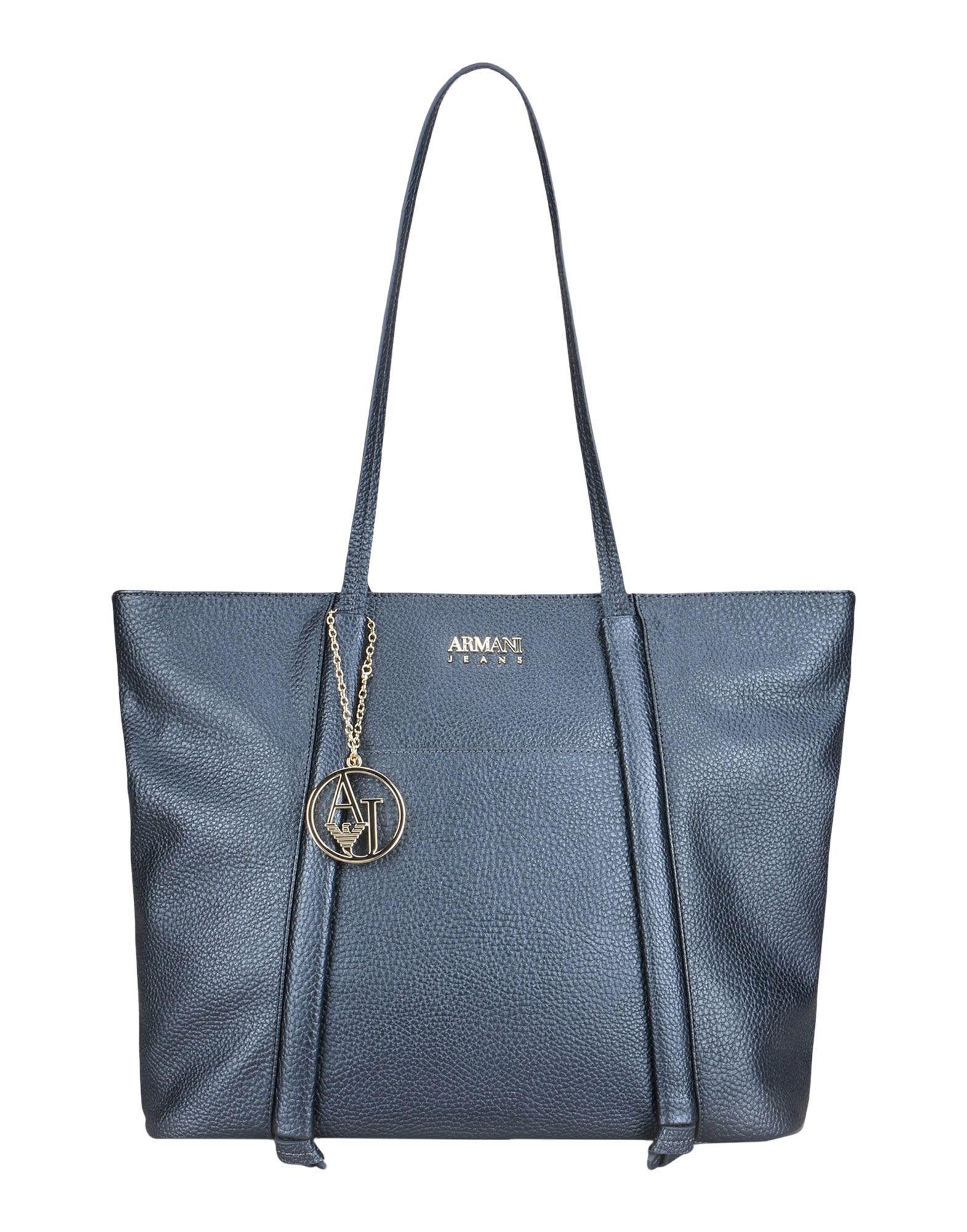 Armani Jeans Handbags In Dark Blue  0bfe85e0e0f16
