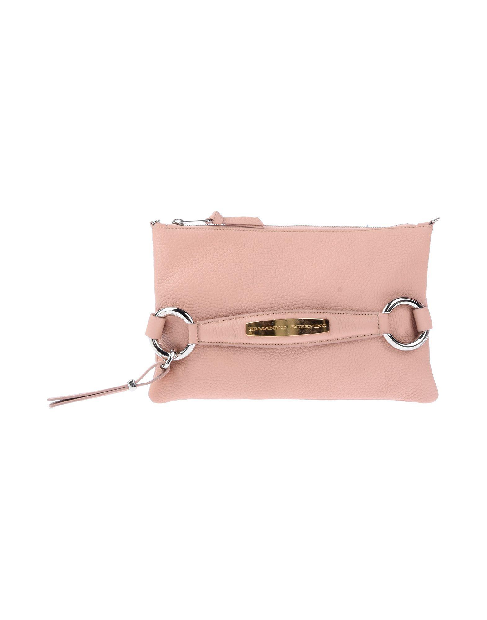 Ermanno Scervino Handbags In Pale Pink  936c86bfaf64f