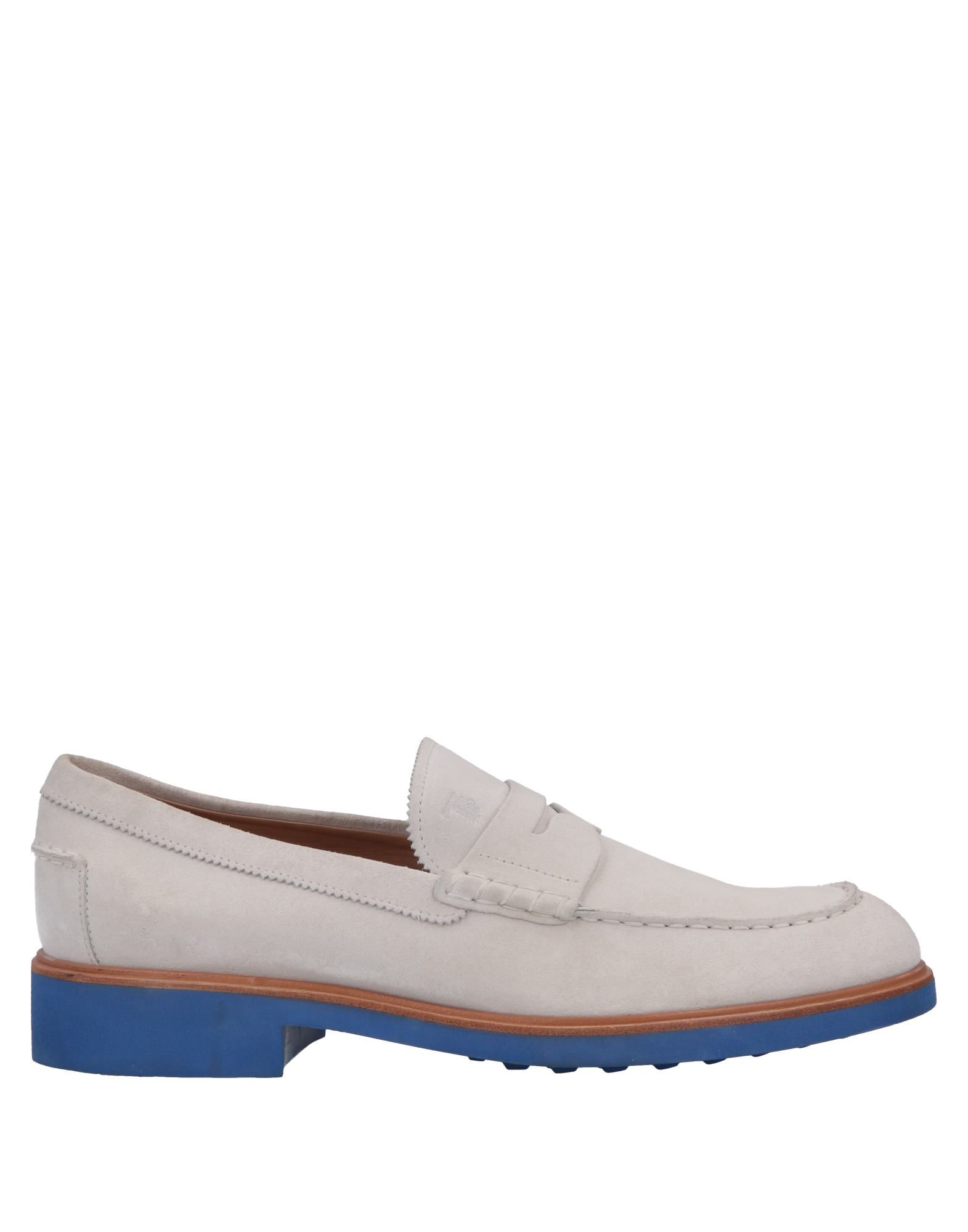 79c1035151c7 Tod s Loafers In Light Grey