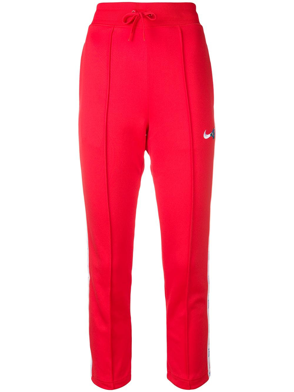 0851f3f22290 Nike Skinny Track Pants - Orange