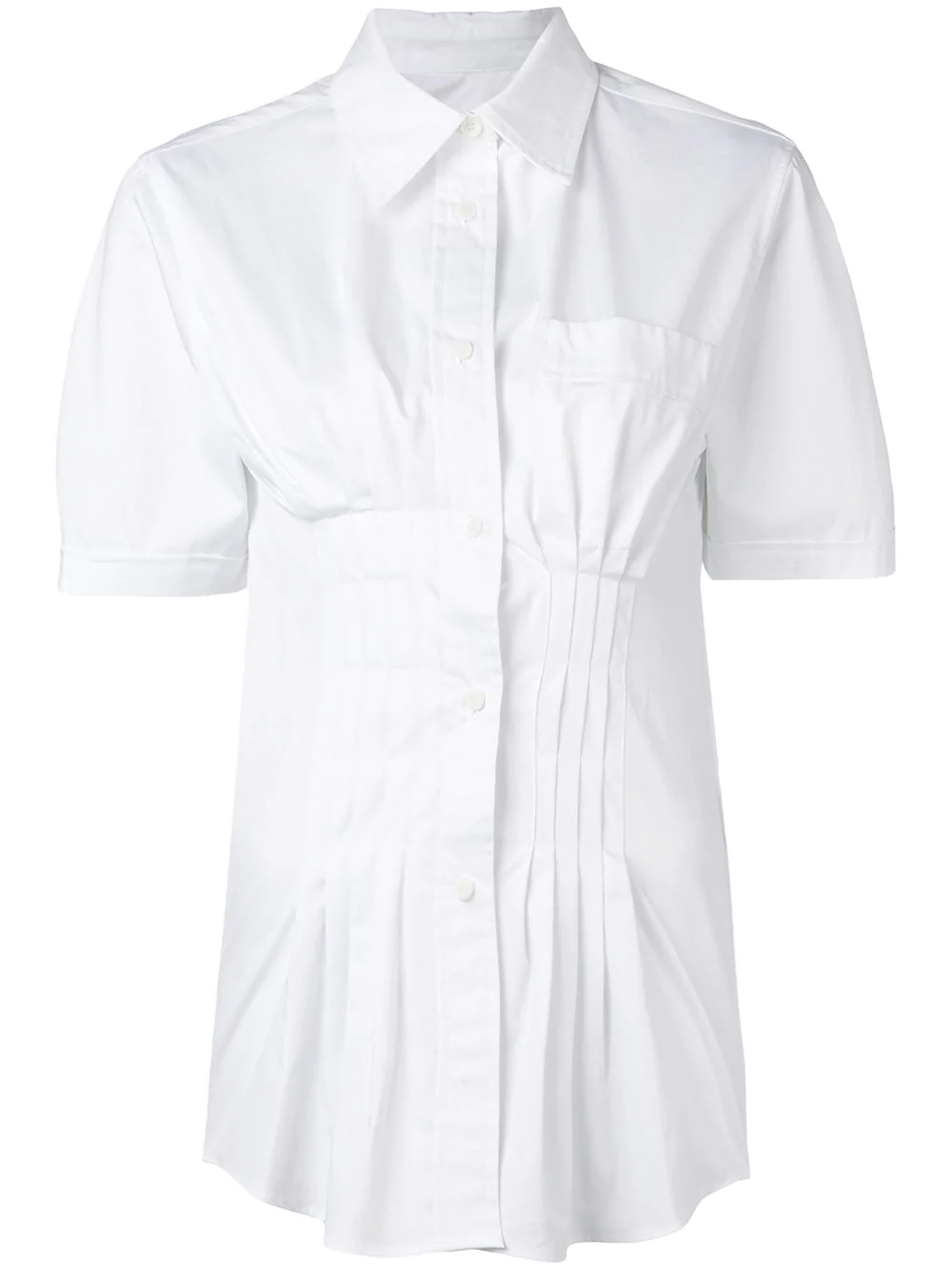 46b1f073246e4 Isabel Marant Gramy Shirt - White. Farfetch