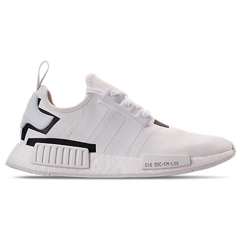 e0efe3e0c Adidas Originals Adidas Men s Nmd R1 Casual Sneakers From Finish Line In  Ftwr White Ftwr