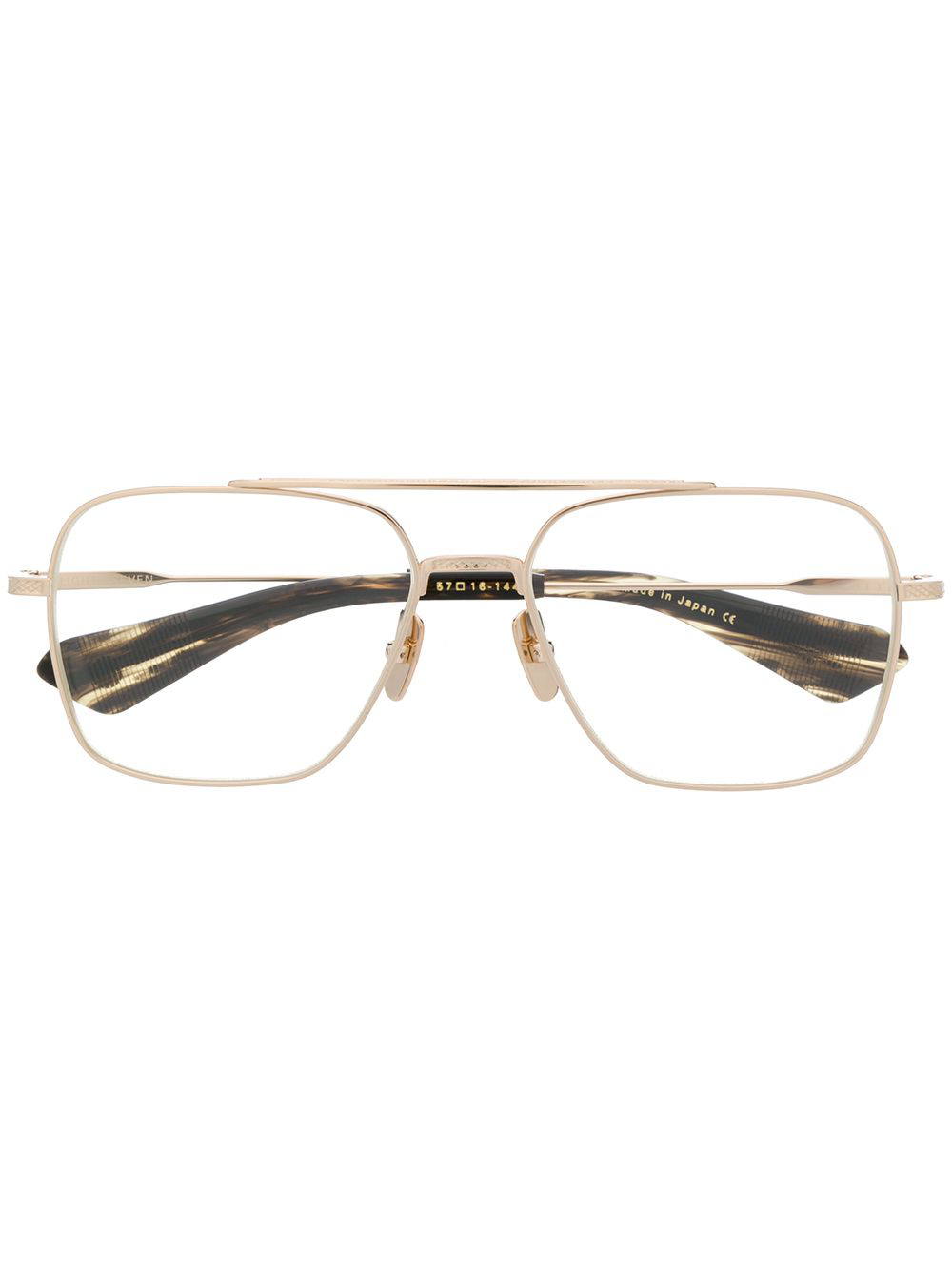 f98e759be53 Dita Eyewear Aviator-Shaped Glasses - Gold. Farfetch
