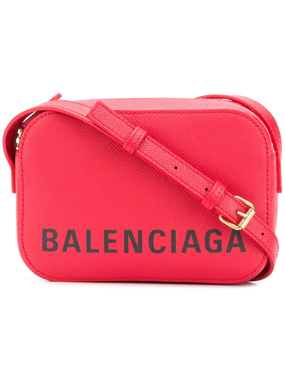 51bfc1460 Balenciaga Ville Camera Xs Aj Crossbody Bag - Red | ModeSens