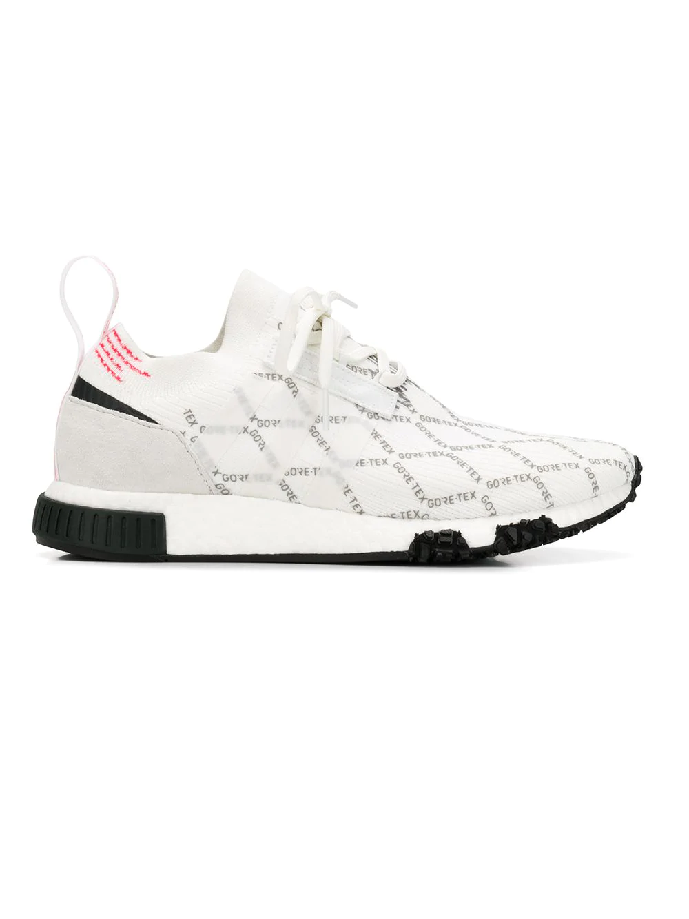 5b848f05bbd85 Adidas Originals Adidas Adidas Nmd Racer Sneakers - White