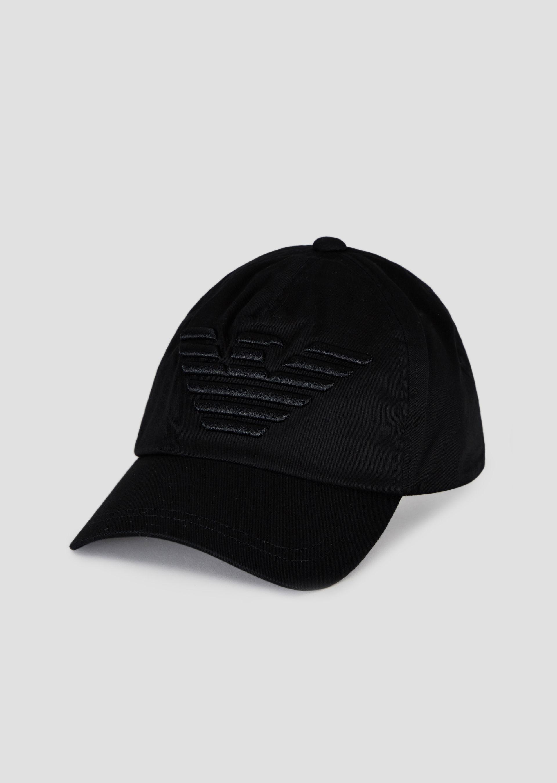 f1e4a6f5a72 Emporio Armani Caps - Item 46628924 In Black