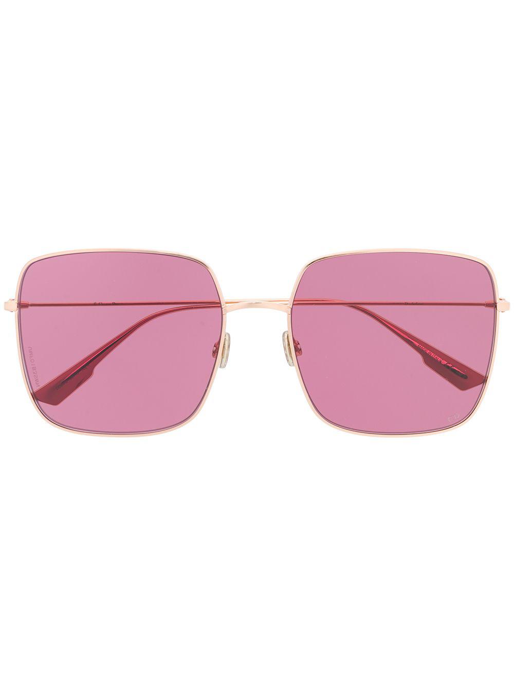 24c10d6bb6 Dior Eyewear Stellaire Sunglasses - Gold