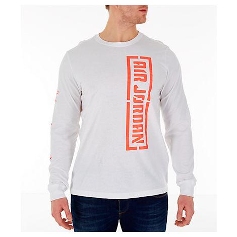 27eae7f2e10a Nike Men s Jordan City Of Flight Long Sleeve T-Shirt