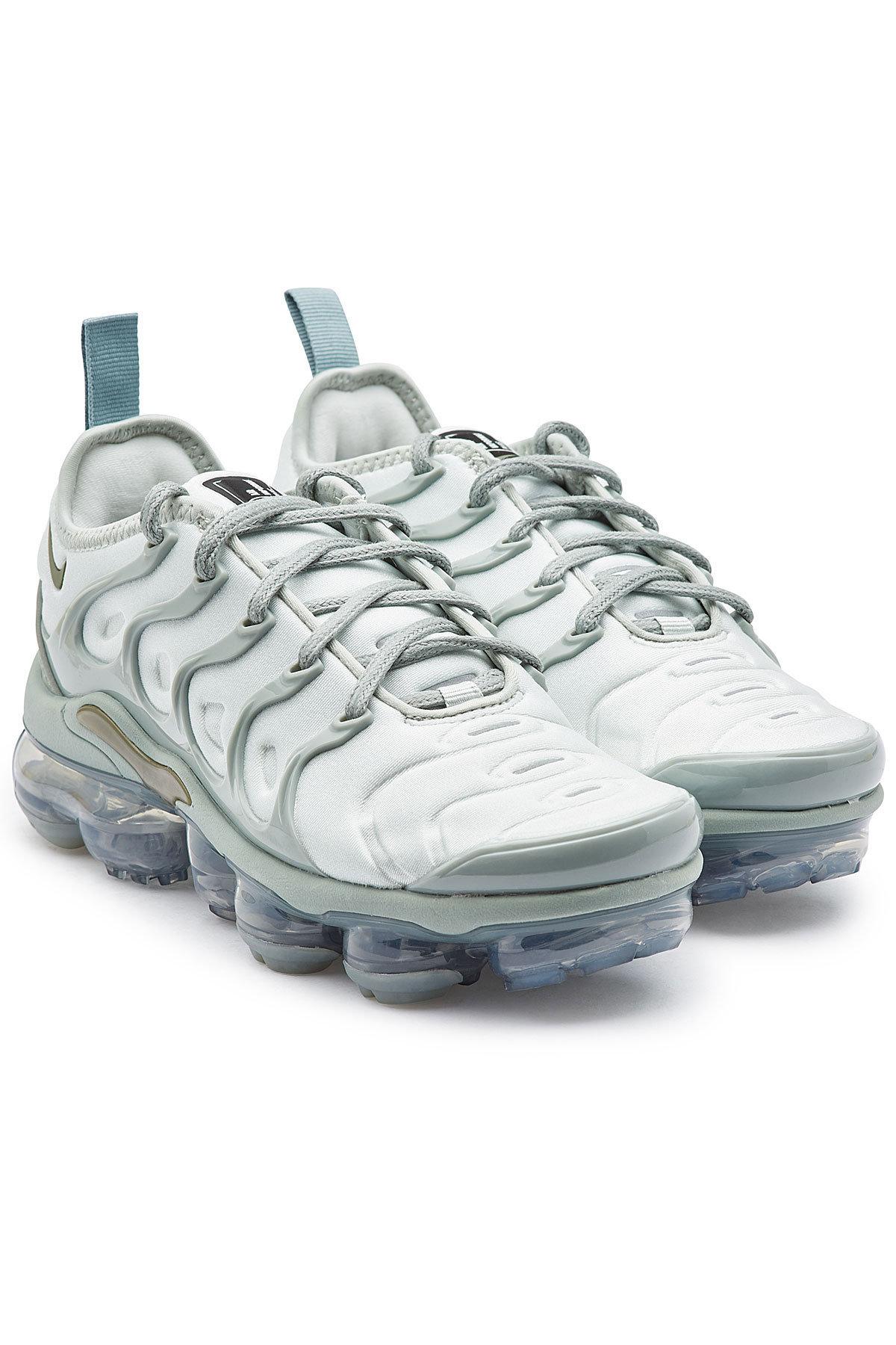 san francisco e4ef7 c00db Nike Women s Air Vapormax Plus Casual Shoes, Grey In Green