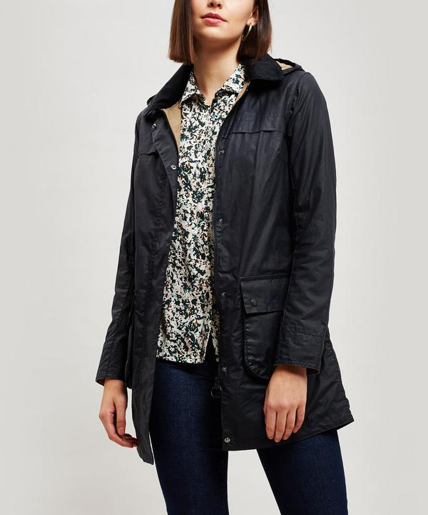 barbour sherwood