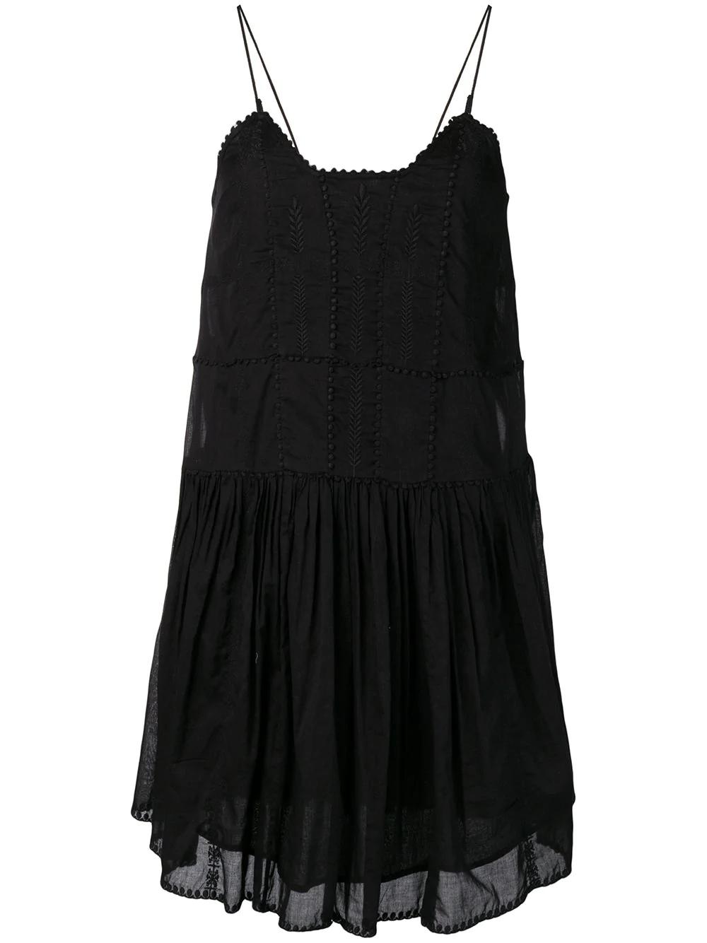 5fd2400dcbe Etoile Isabel Marant Isabel Marant ÉToile Amelie Dress - Black ...
