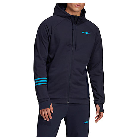 adidas originals essentials track jacket men's