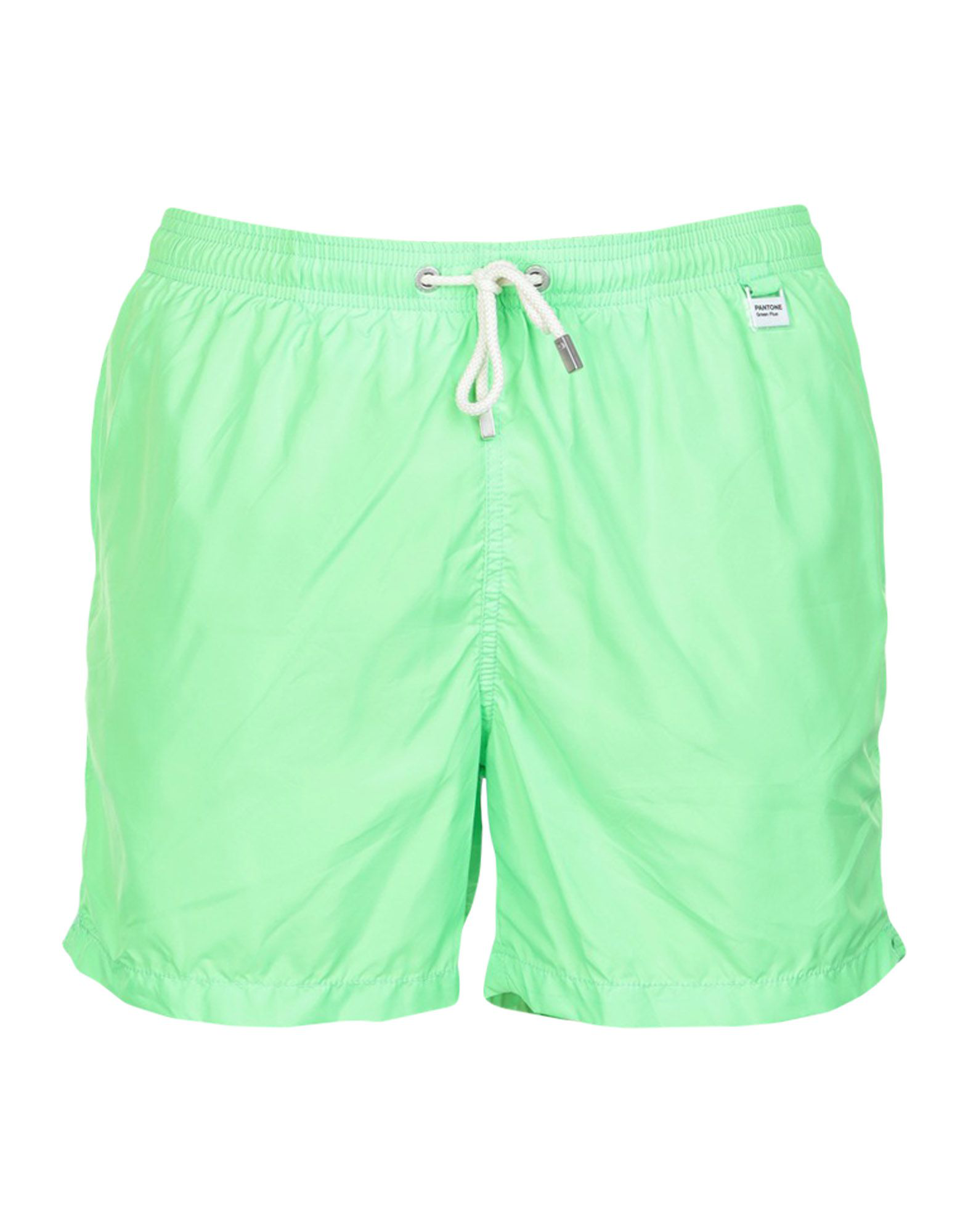 11b4feb6e8 Mc2 Saint Barth Swim Shorts In Light Green | ModeSens