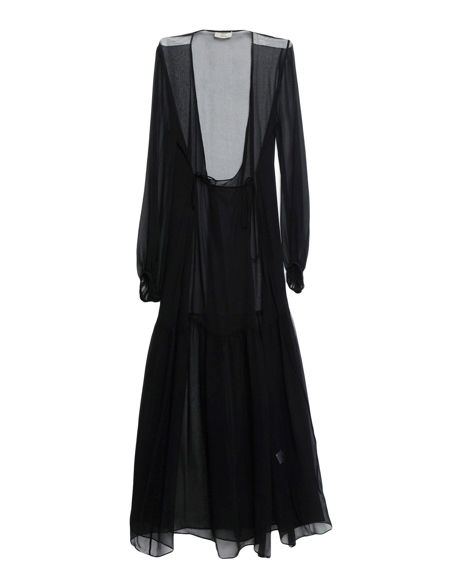 47279aeec2 Matin Long Dress In Black | ModeSens
